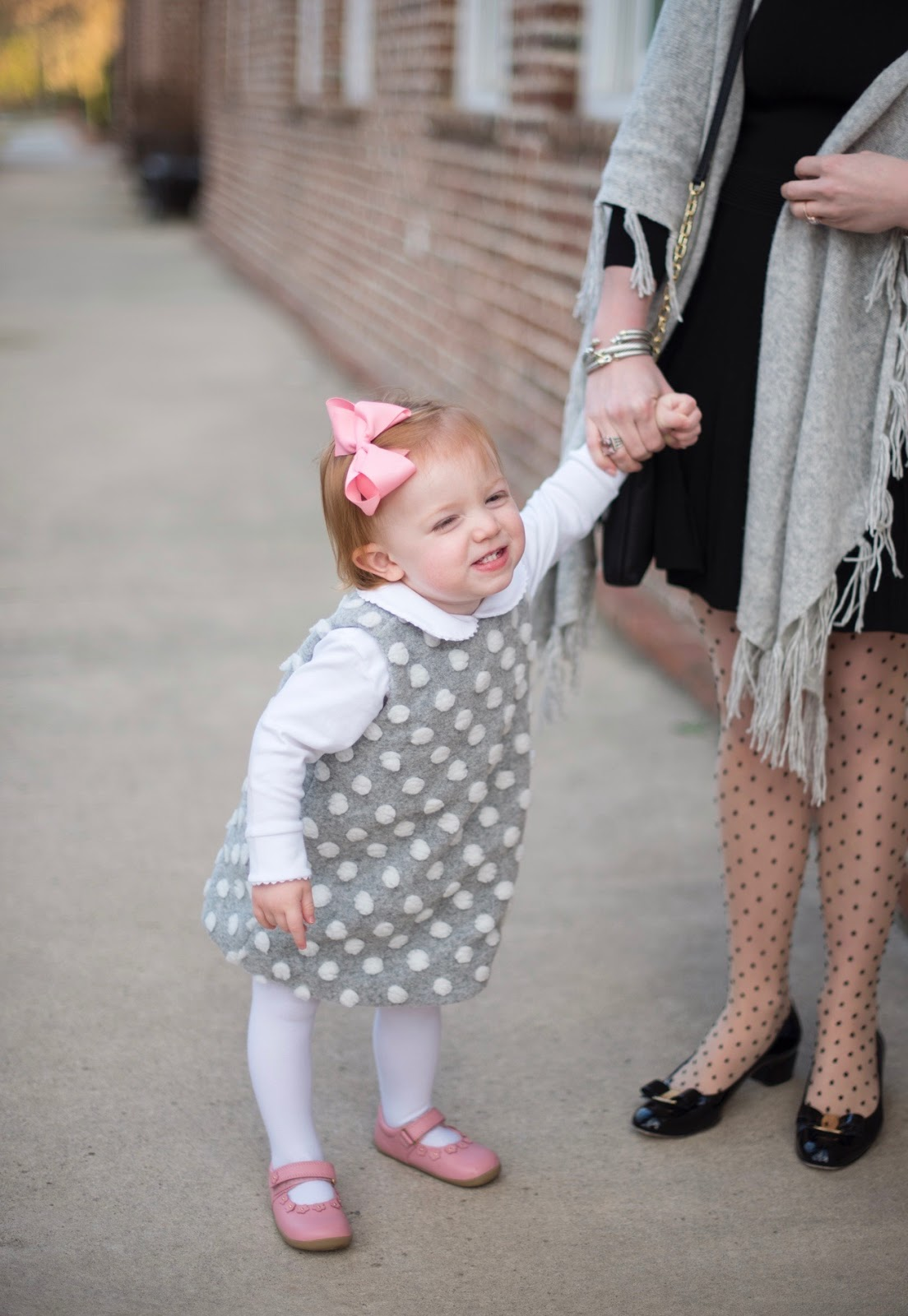 Preppy Baby Style - Something Delightful Blog