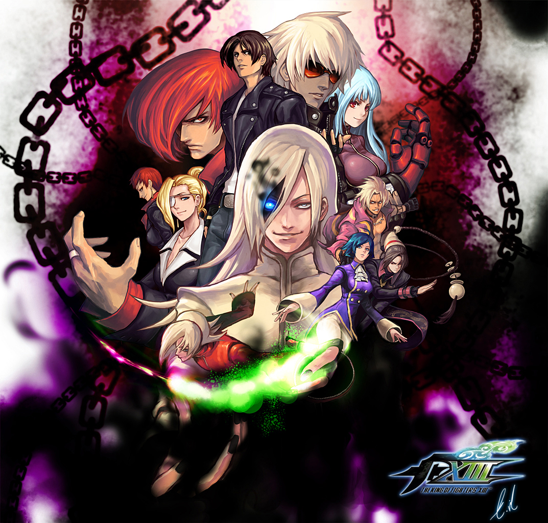 Combos The King of Fighters XIII