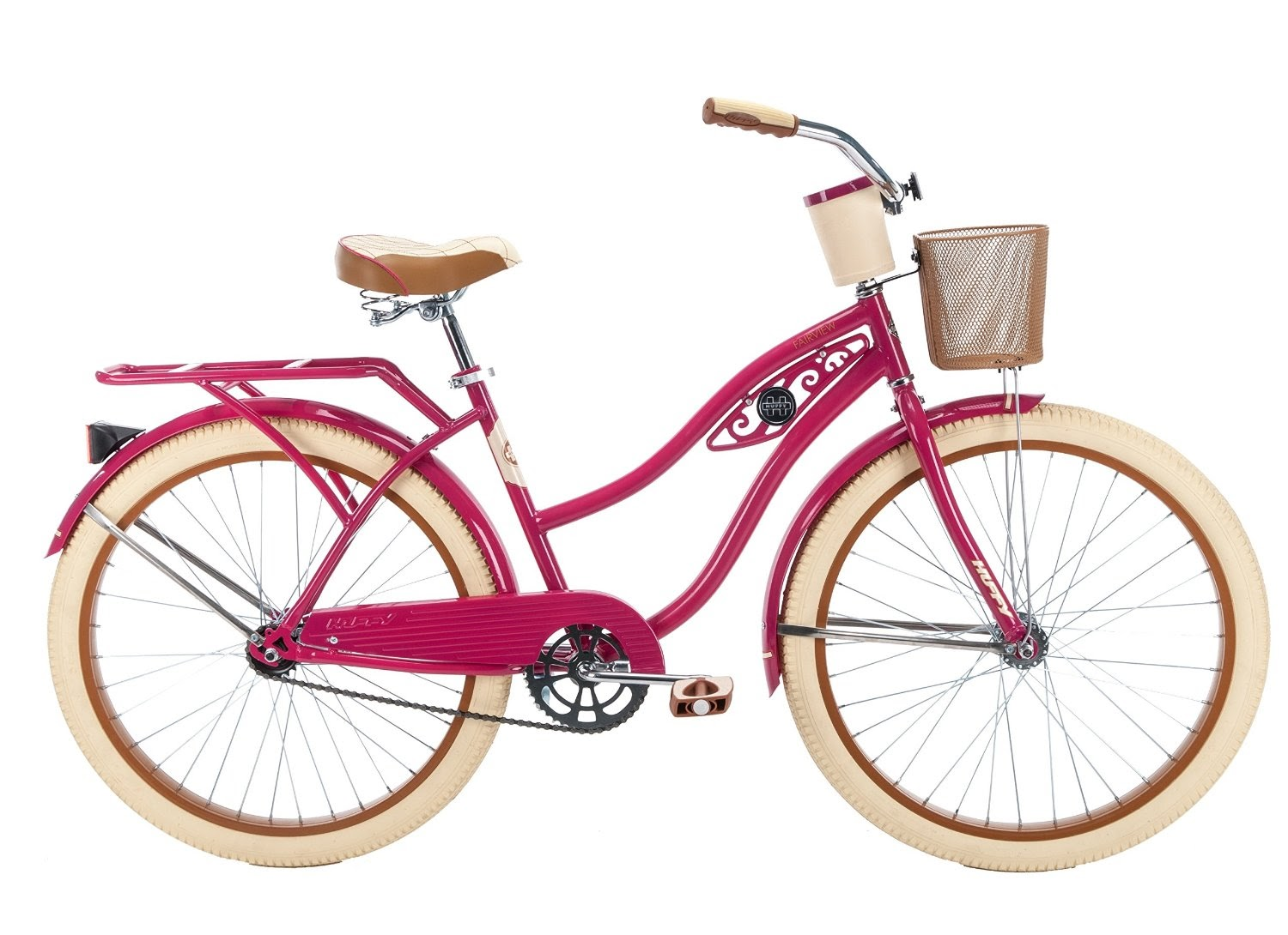 Exercise Bike Zone Huffy Bicycles Women S 26 Quot Deluxe