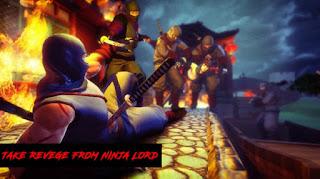 Game Ninja War Lord V1.3 MOD Apk ( Latest Version )