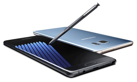 Samsung to Refurbish and Resell Galaxy Note7 Units