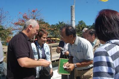Geraldino Júnior encaminhou Ofício à Shimane International, solicita parceria para Projeto de Educação Ambiental