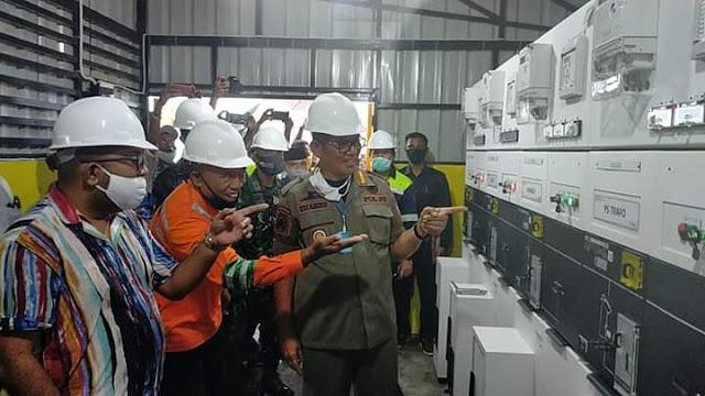 Pemkab Malra dan PLN Tual Bersinergi Membangun Pulau Kei Besar.