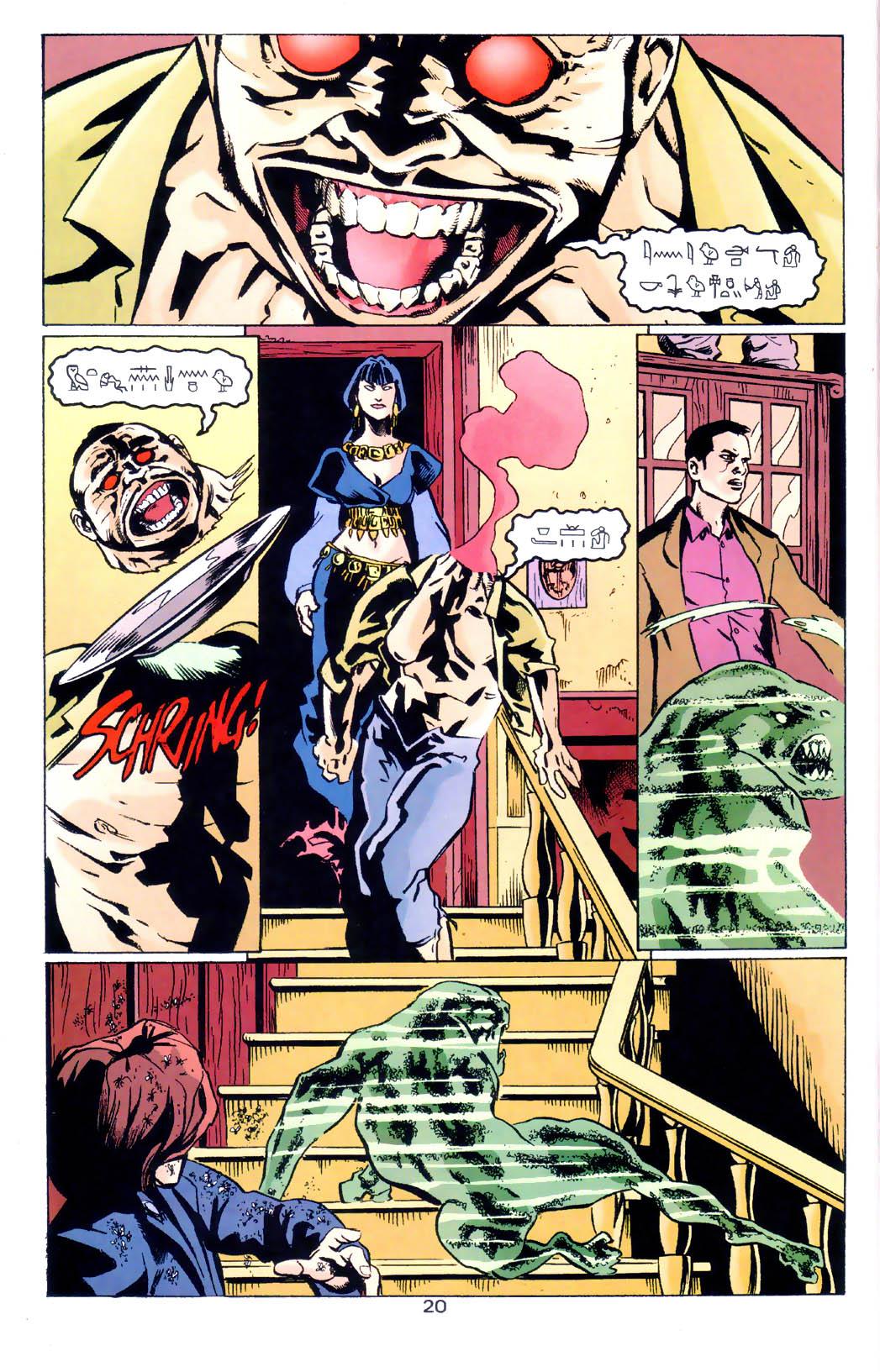 Read online Midnight, Mass comic -  Issue #6 - 20
