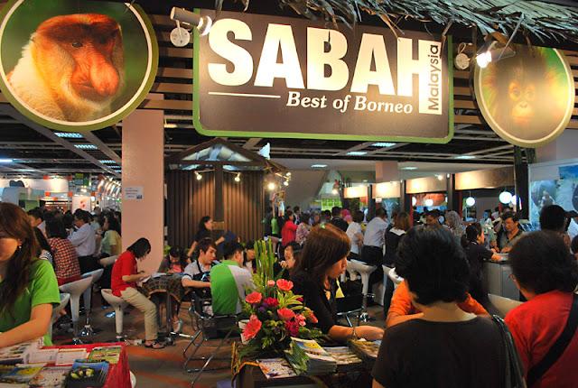 Matta Fair Sabah Tourism