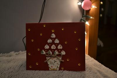 Czas na święta #1 Kartki świąteczne