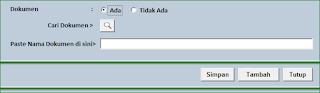 Aplikasi Excel Laporan Kinerja Harian