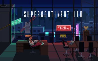 Supercontinent LTD - Jeu d'Aventure sur PC