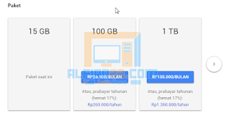 Upload File terbesar di google drive