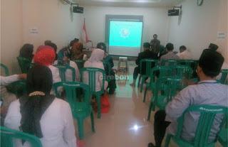 UPT Kesambi Kota Cirebon Lakukan Launching Tiga Sekolah Dasar Islam Terpadu