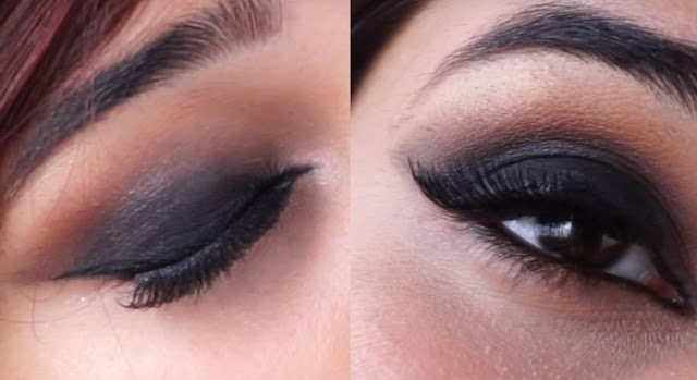 Simple Steps to The New Smoky Eyes