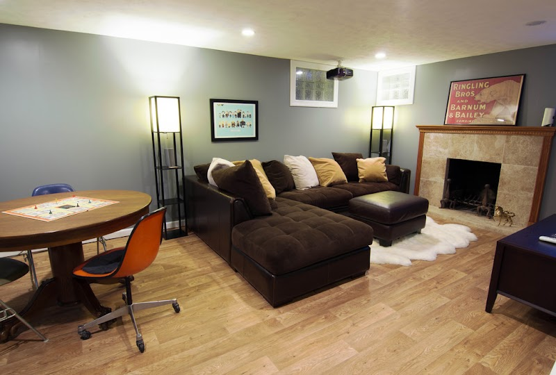 5 Ways to Turn Your Basement Into a Comfortable Space