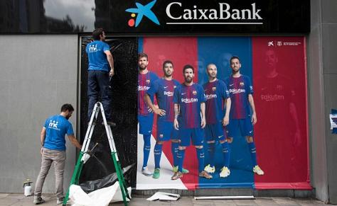Barca xóa sạch sẽ các hình ảnh liên quan tới Neymar 4