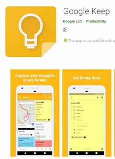 note app download