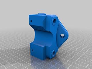 Pemasangan roller mount mesin cnc