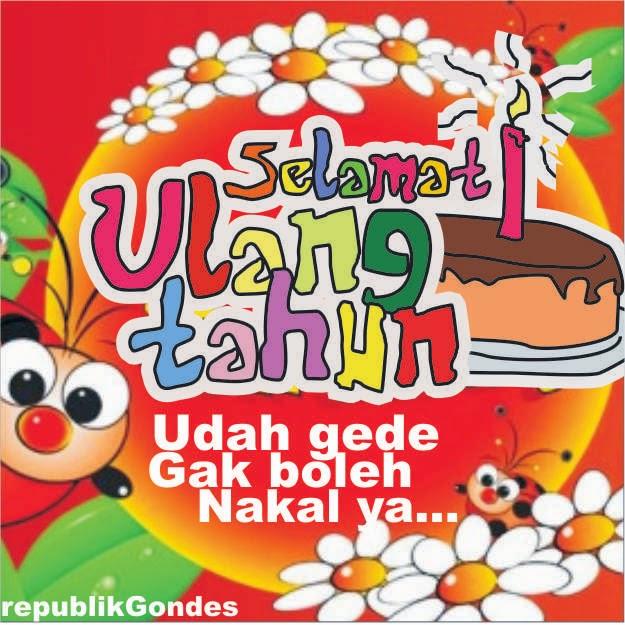 Ucapan Idul Fitri Gokil Bahasa Jawa: Ucapan Selamat Ulang Tahun Bahasa Jawa