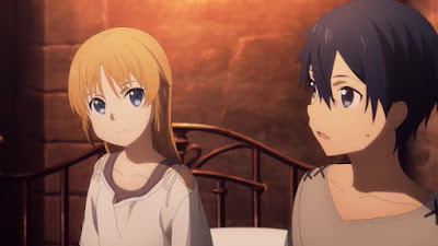 Sword Art Online: Alicization – Episódio 03