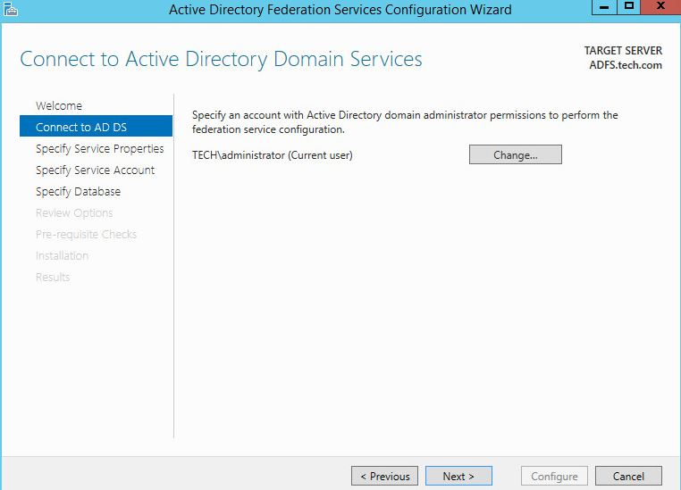 how to find exchange server name in outlook 2016