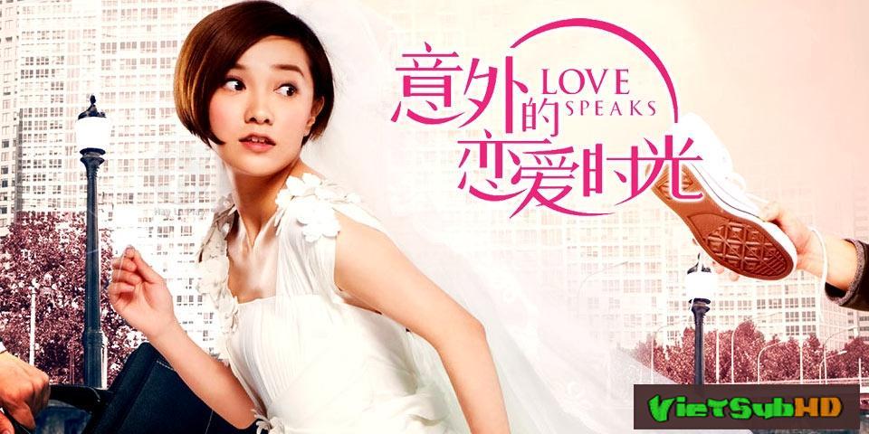 Phim Thời Khắc Yêu Thương Bất Ngờ VietSub HD | Love Speaks 2013