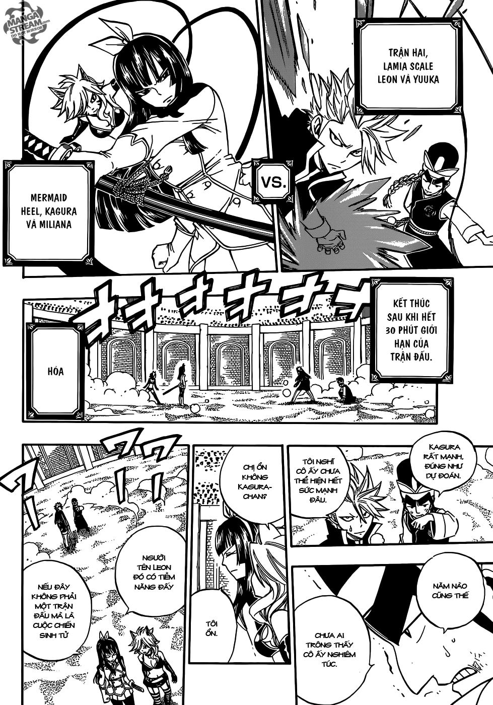 Fairy Tail chap 293 trang 14