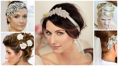 How the Wedding Hair Accessories Are Important For Some Brides