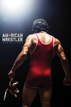 Poster American Wrestler: The Wizard 2016