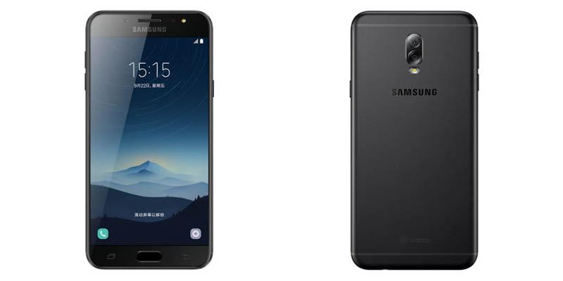 SAMSUNG GALAXY C8. SMARTPHONE DUAL CAMERA KE 3 SAMSUNG
