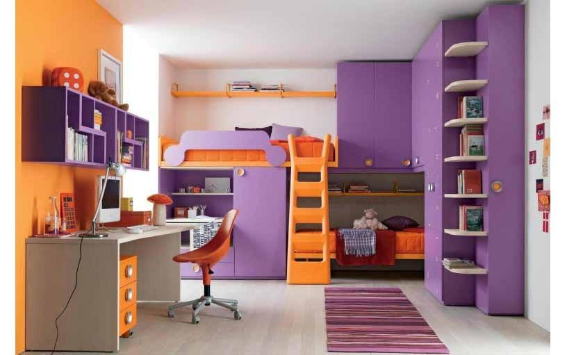 warna cat kamar tidur gadis remaja perempuan 3