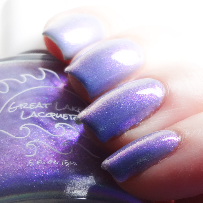 xoxoJen's swatch of Great Lakes Lacquer Community