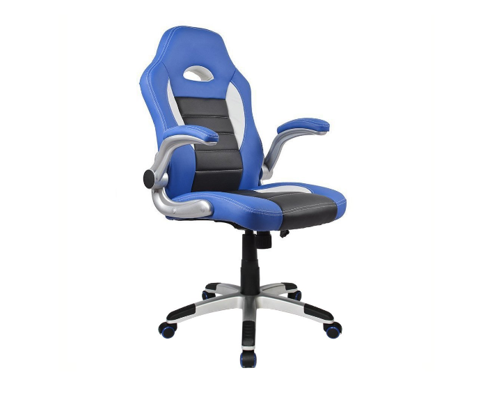 Homall Exclusive Swivel Leather Office Chair, Racing Chair High-Back Gaming Chair