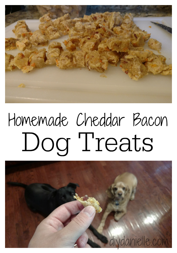 Easy Dog Treats DIY