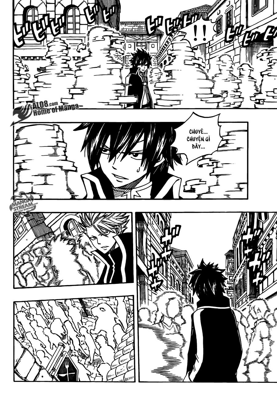 Fairy Tail chap 269 trang 16