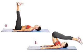 Cara meninggikan badan dengan Vilates roll over