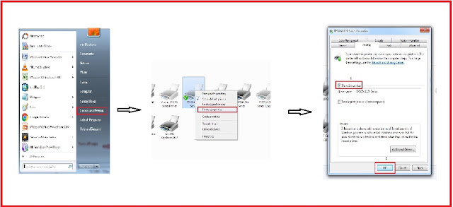 Cara Sharing Printer di Windows Melalui Fasilitas LAN atau WIFI