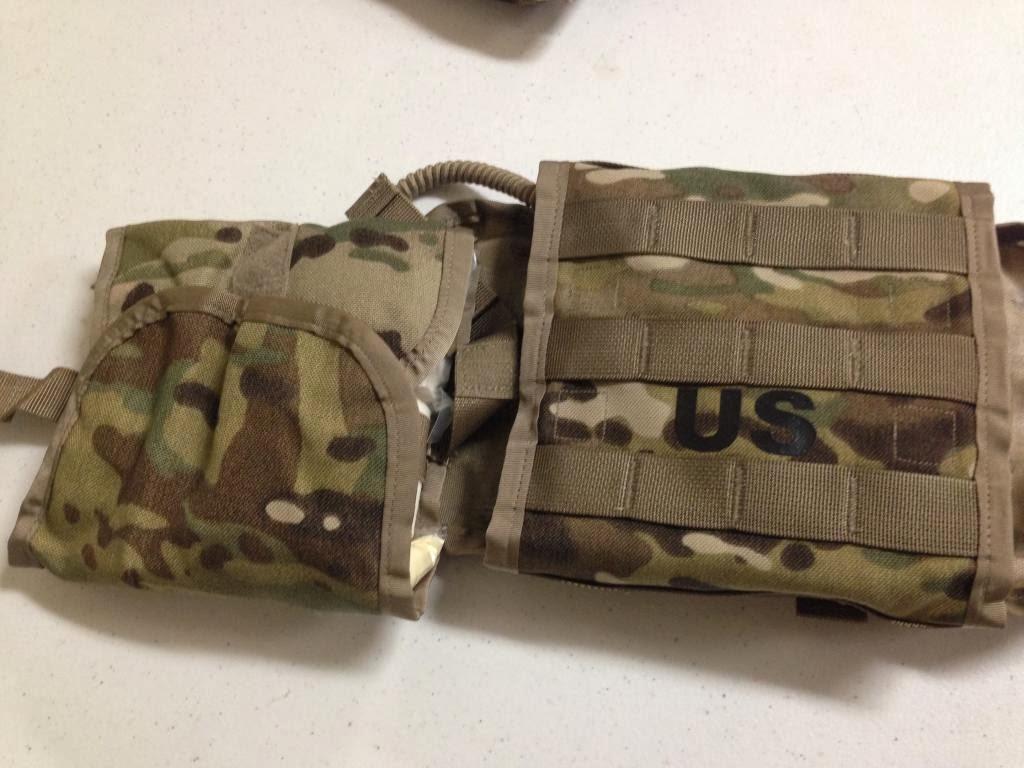 Webbingbabel: US Army IFAK 2