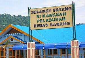 Selamat datang di Pelabuhan Sabang Aceh