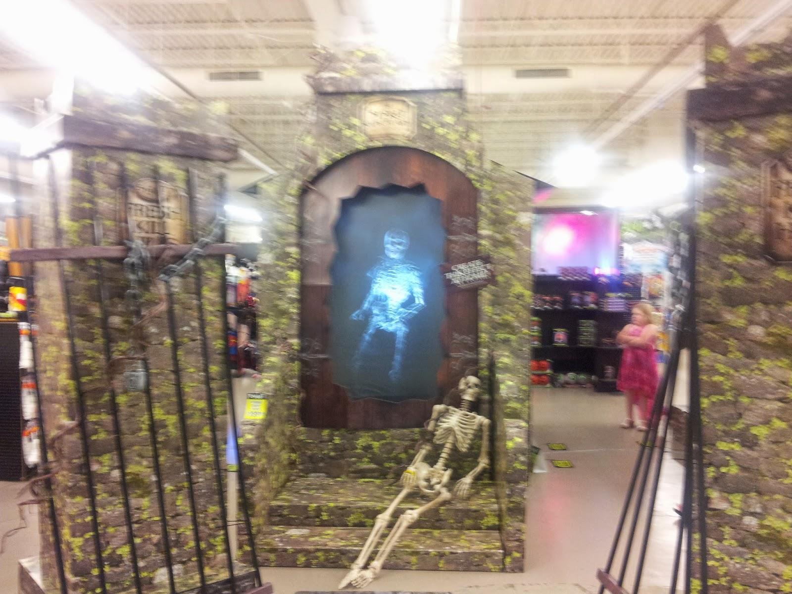 The misadventures of the halloweenut spirit halloween for Michaels crafts job application