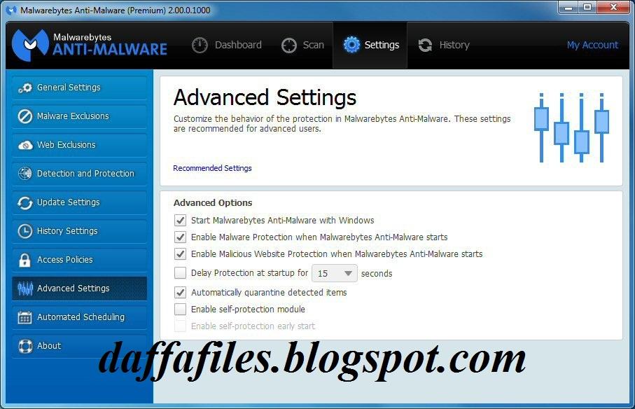 Malwarebytes anti malware pro portable setup key