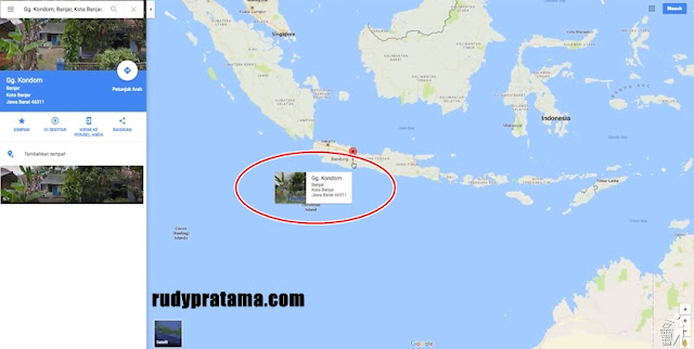 Nama Jalan Unik Yang Ada Di Google Maps