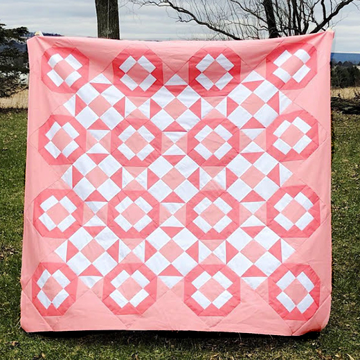 On Point Quilt Along Designed by Jessica Dayon
