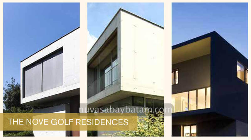 The Nove Golf Residences Batam