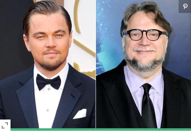 Leonardo DiCaprio circonda il Vicolo da incubo di Guillermo del Toro