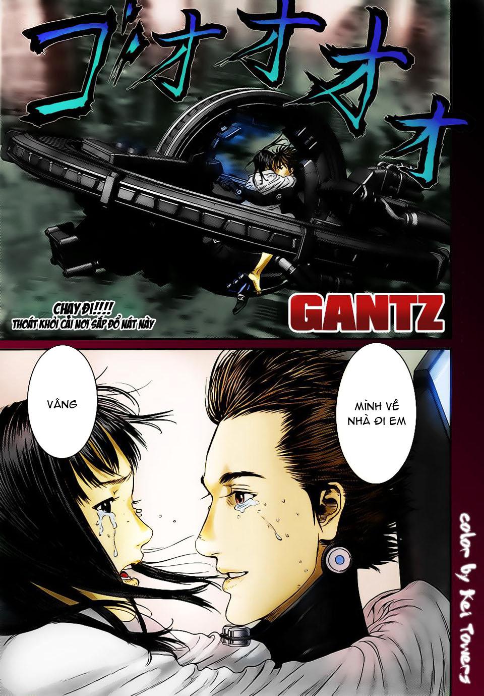 Gantz chap 366 trang 3