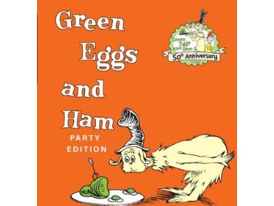 Make a Green Eggs and Ham Omelete