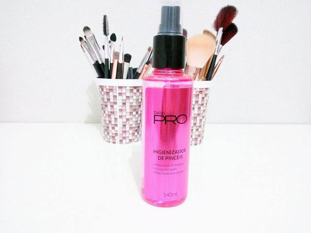 Como Higienizar e Lavar os Pincéis de Maquiagem| Importância