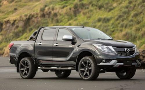 Mazda BT 50 Pro Review Image dan Spesifikasi
