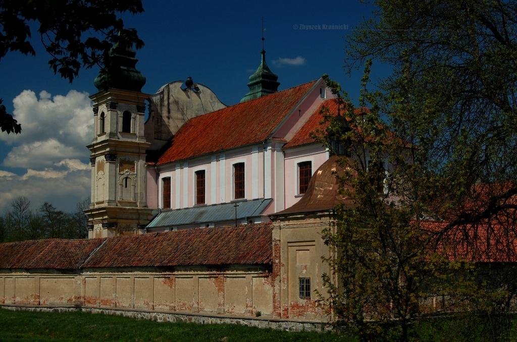 Krosno, sanktuarium warmińskie