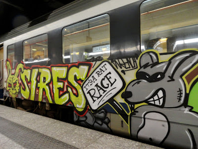sires graffiti