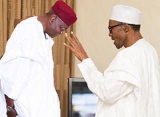 buhari and Kyari