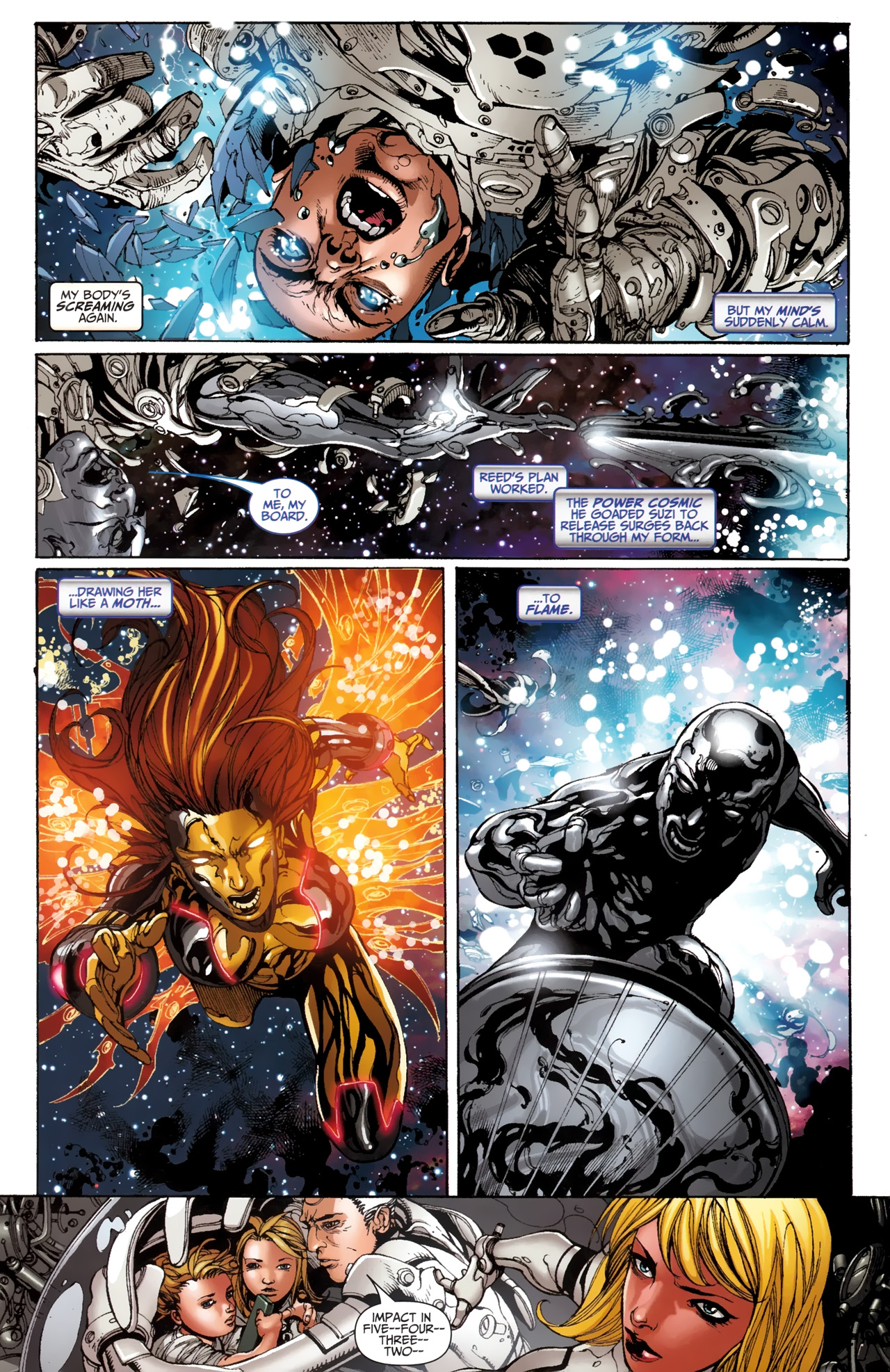 Read online Silver Surfer (2011) comic -  Issue #4 - 20